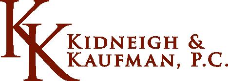 Kidneigh & Kaufman, P.C. (303) 393-6666